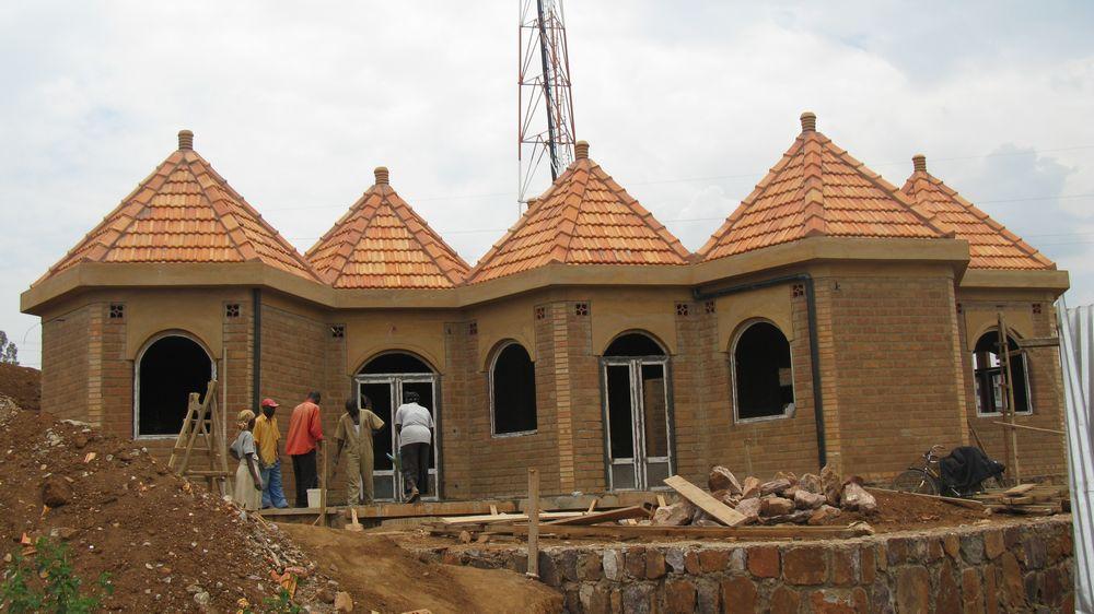 La maison principale en septembre 2009